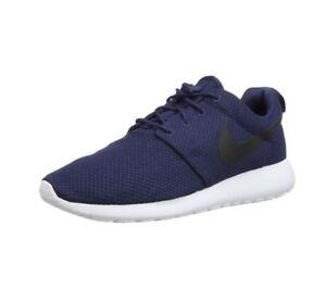 5 Nike Max Bleu Jordan Lebron 11 Marine Blanc One Roshe 511881 405 Flyknit hsQrtd