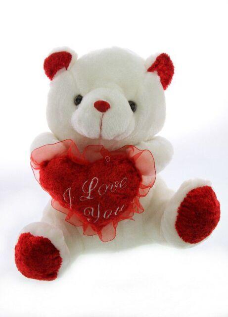 """teddybär mit herz """"i love you"""" teddy kuscheltier bärchen"""