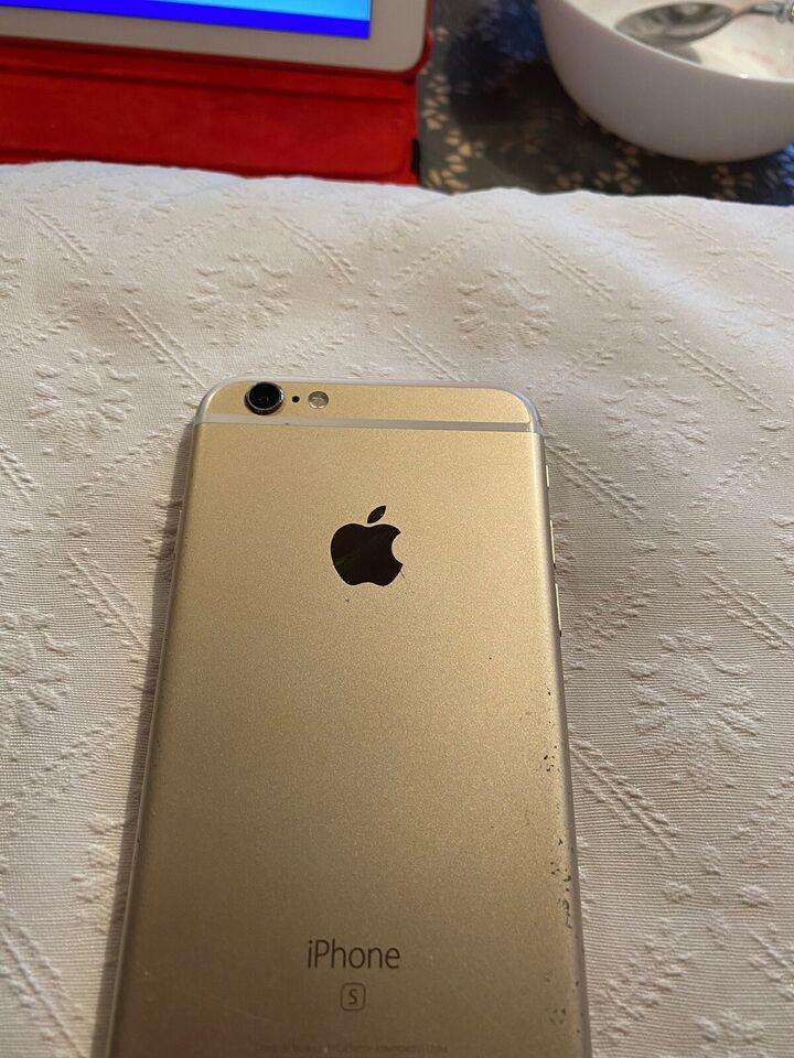 iPhone 6 Plus, 32 GB, guld