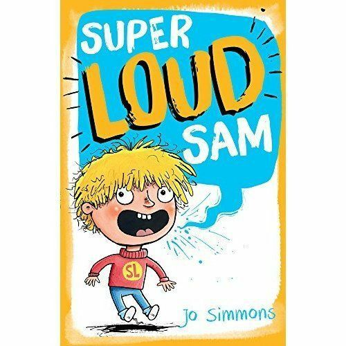 1 of 1 - Super-Loud Sam by Jo Simmons (Paperback, 2015)-9781407152301-G006
