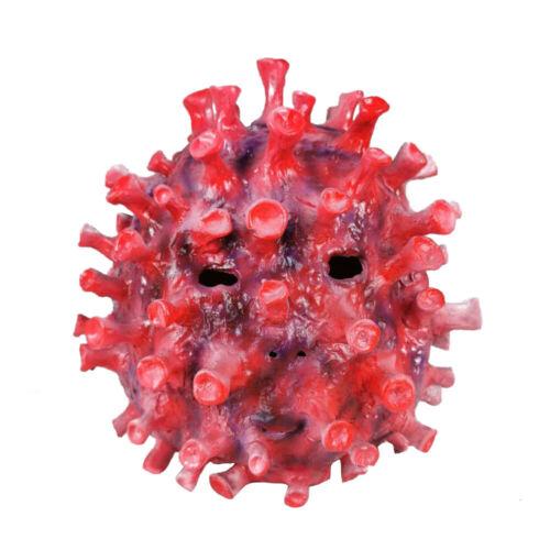 Details about  /Virus Halloween Costume Anti Virus Propaganda Props Virus  Epidemic Costume Ball