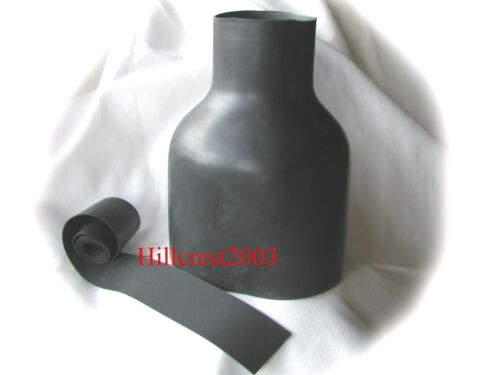 INCLUDES TAPE XSMALL BOTTLE WRIST BELLOWS NECK SEALS ADHESIVE SOLVENT