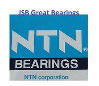 (qty. 1) 6207llu Ntn Bearing 6207 Llu Seals 6207-2rs Ball Bearings 6207 Rs