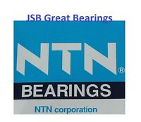 (qty. 1) 6207llu Ntn Bearing 6207 Llu Seals 6207-2rs Ball Bearings 6207 Rs