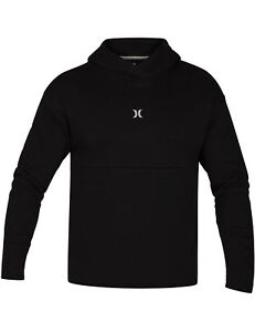 Surf In Outliner Check Hoody Pullover Hurley Black 4qxPXaPd