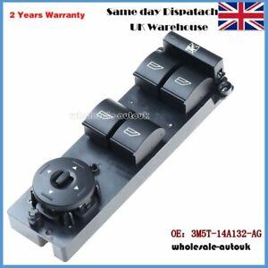 Nuevo-Interruptor-De-Control-De-Espejo-y-ventana-se-adapta-para-Ford-Focus-MK2-C-Max-2007-2010
