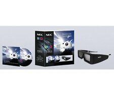 NEC NP01SK3D Starterkit - 3D-Brille für NEC 3D-Projektoren