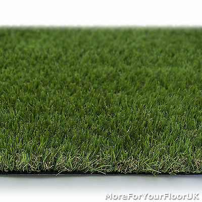 Sutton 30mm Artificial Grass, Astro Turf Garden Lawn Realistic Grass CHEAPEST