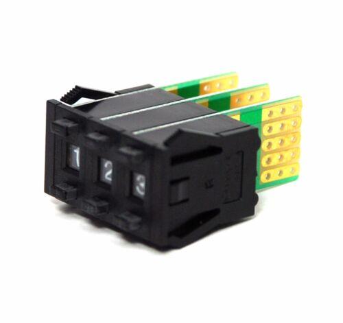 1set Pushwheel BCD Switch 3-Digit Cap PF52 0~9 Scale Setting H=15mm Hampolt