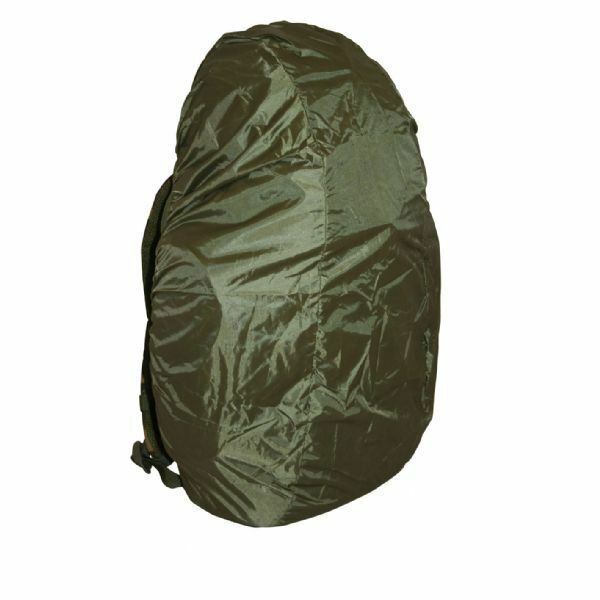 b5bbf30ccf2 Highlander Waterproof Rucksack Bergen Rain Cover With Stuff Sack Olive Drab  Green Medium Fits 40 - 50ltr for sale online   eBay