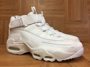 RARE-Nike-Air-Griffey-Max-1-Inductkid-Whiteout-Triple-White-354912-107-Sz-11-5