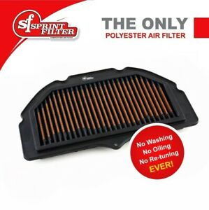 SPRINT P08 Air Filter  2009 - 2016 GSX-R 1000 K9 L0 L1 L2 L3 L4 L5 L6 GSXR PM91S