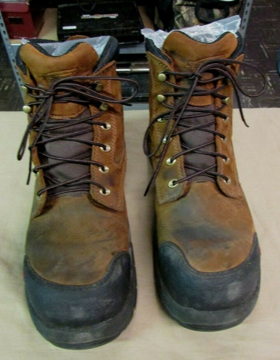 Mens Red Wing Shoes King Toe ADC