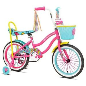 Limited Avigo Littlemissmatched Girls 16 Inch Bike With Training Wheels Cycle 16751616957 Ebay