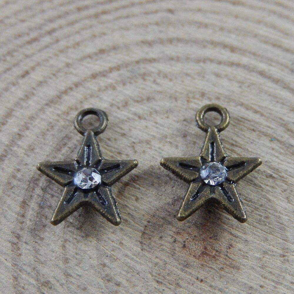Antique Bronze Alloy Foldable Owl Pendant Charms Jewelry Crafts 47x25mm 5pcs//Lot