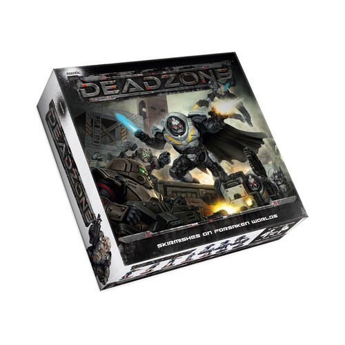 Deadzone 2nd edition  romantisch, spiele mgdzm29 miniaturen spiel -