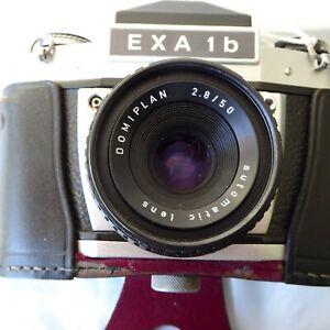 appareil photo argentique ancien vintage IHAGEE EXA Ib