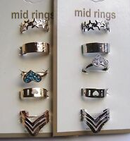Wholesale Of 10 Pc Toe Rings Fashion Jewelry