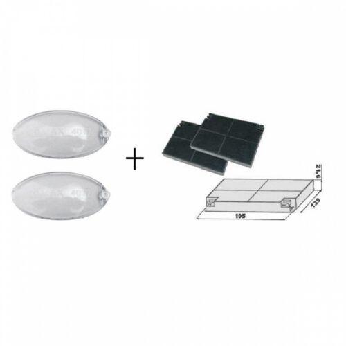 Faber ORIGINALE filtro Inca Smart 52-70 coppia plafoniere lampada FILFAB-I+