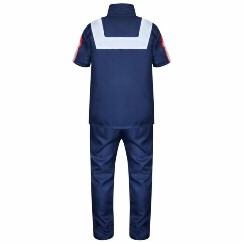 My Hero Academia Midoriya Izuku Gym Suit High School Uniform Sports Wear Outfit