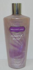 1-VICTORIA-039-S-Secret-Brilliant-Amor-Diamond-Dust-Gel-de-Bano-Ducha-Radiance