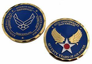 US-Air-Force-Team-Kirtland-40th-Anniversary-Challenge-Coin