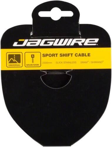 Jagwire Sport Derailleur Cable Slick Galvanized 1.1x2300mm SRAM//Shimano