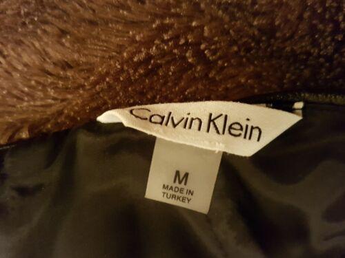 Rrp in Calvin Bnwt Taglia nero di foderato fustagno 150 media Klein Abito £ d1zrqxnwzI