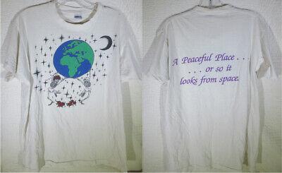 vtg Grateful Dead T-shirt Ripple 80s Band
