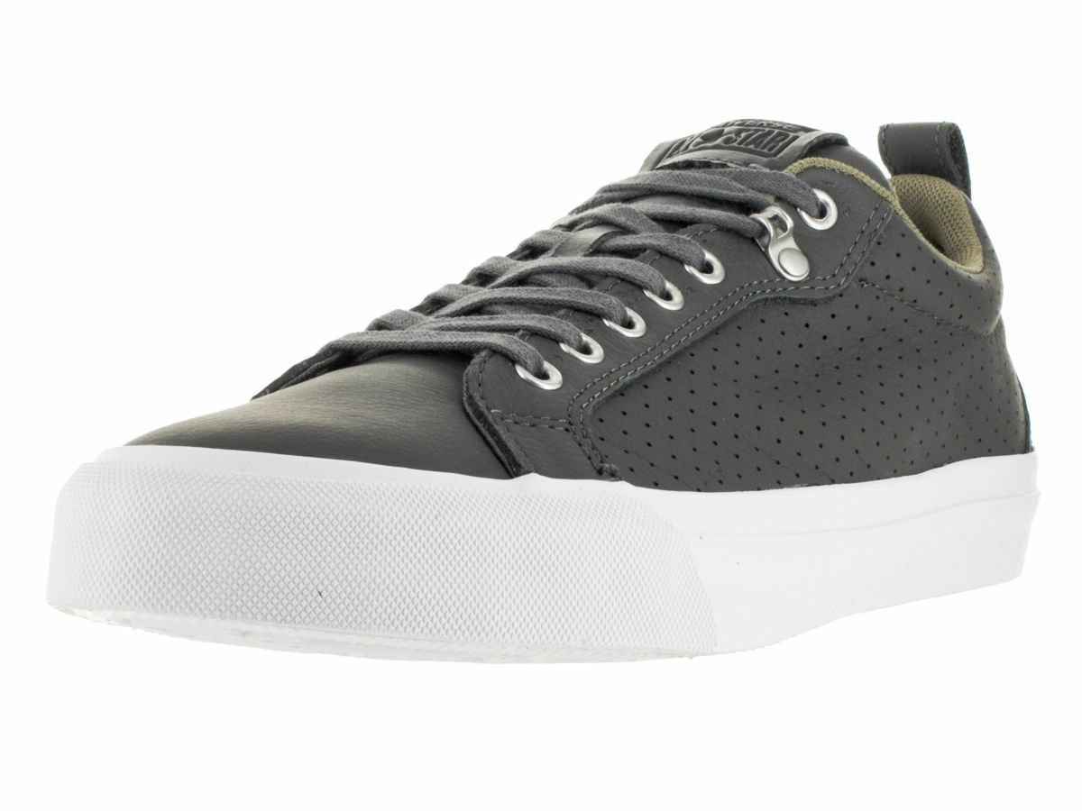 CONVERSE ALL STAR CHUCK TAYLOR OX FULTON MEN SHOES GREY 151049C SIZE 11.5 NEW
