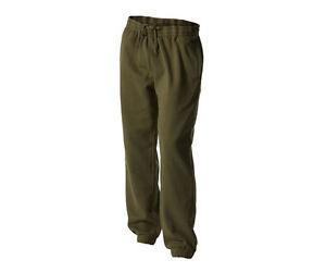 Trakker-Joggers-Fleece-Jogging-Bottoms-Green-SALE-All-Sizes-NEW