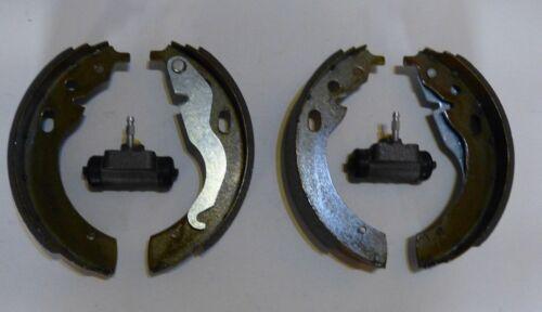 tii Trommeldurchmesser 230 mm Bremsbacken+Bremszylinder für BMW 2002ti