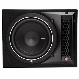 rockford fosgate 500w punch single p1 10 inch loaded. Black Bedroom Furniture Sets. Home Design Ideas