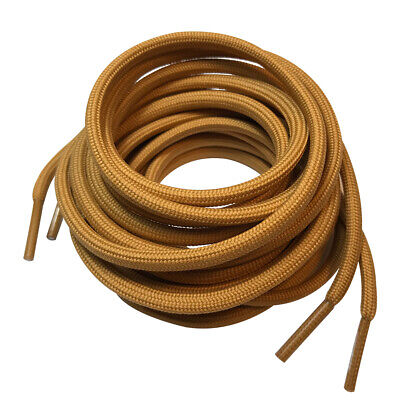 1 pair hiking round work boot shoe laces for 6 8 910 12 eyelets 40 54 60 63 inch