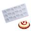 Silicone Chocolate Fondant Candy Cake Decorating Sugarcraft DIY Baking Mould