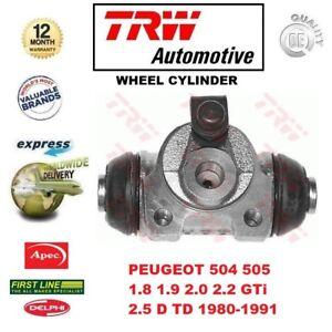 POUR-PEUGEOT-504-505-1-8-1-9-2-0-2-2-GTI-2-5-D-TD-1980-1991-Roue-Arriere-Cylindre