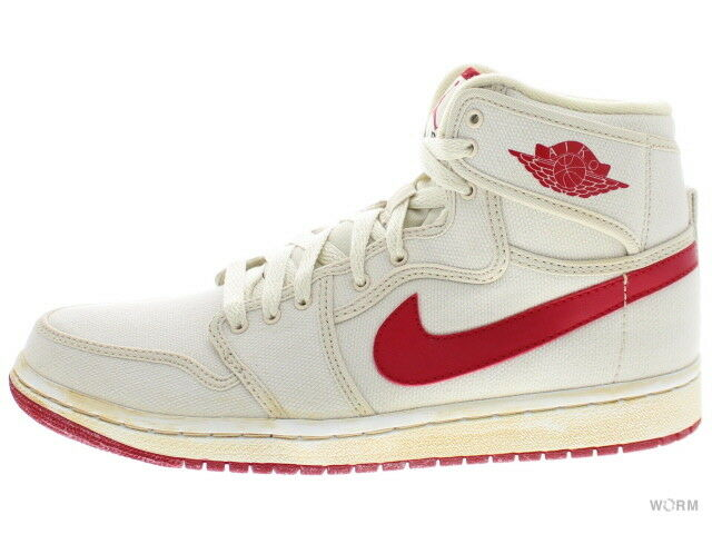 AIR JORDAN 1 RETRO KO HI 402297-161 white/varsity red 1 Size 11