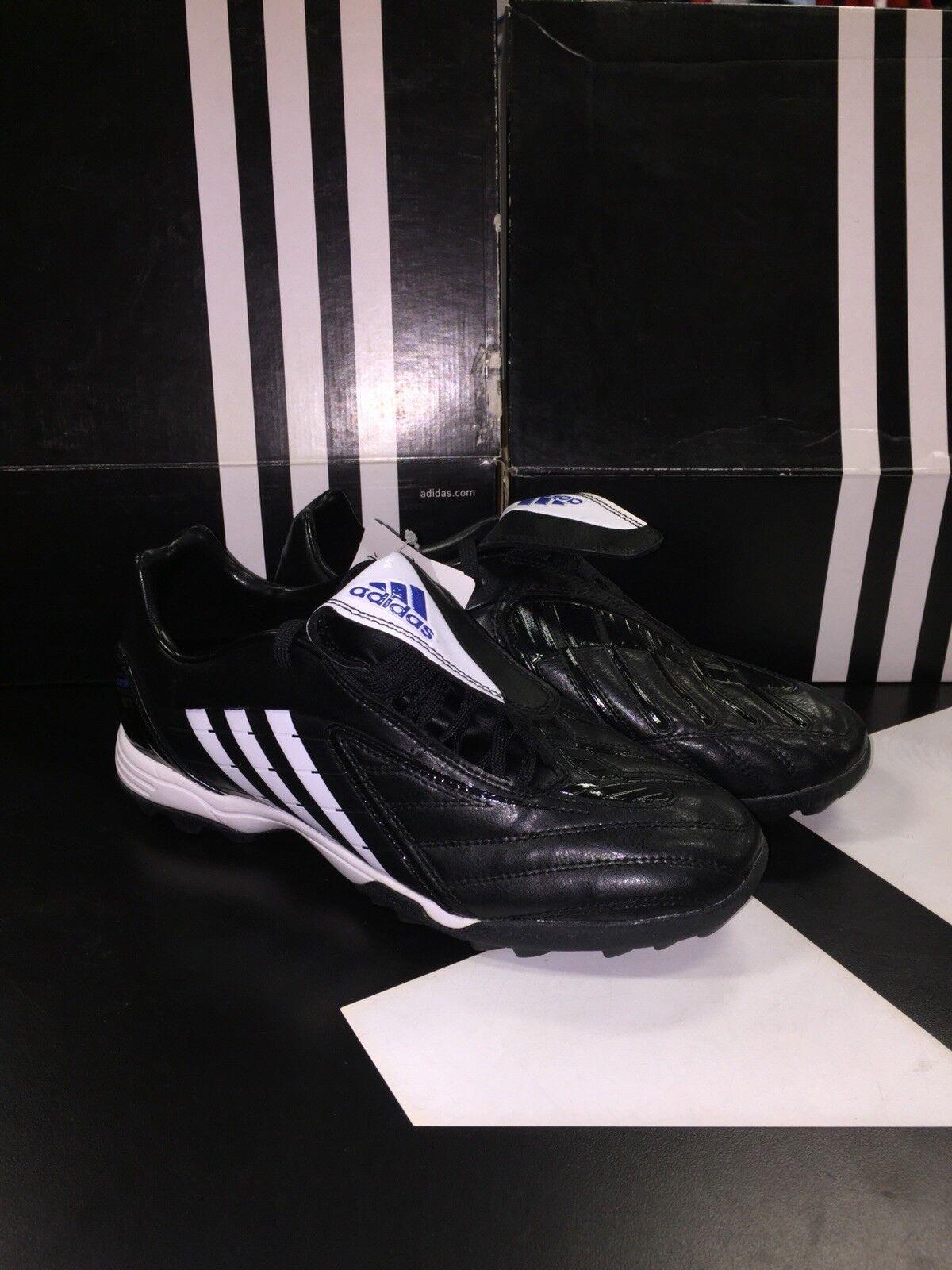 Adidas Predator Powerswerve Absolado Turf 2006-2007 Retro Boots US 7 7.5