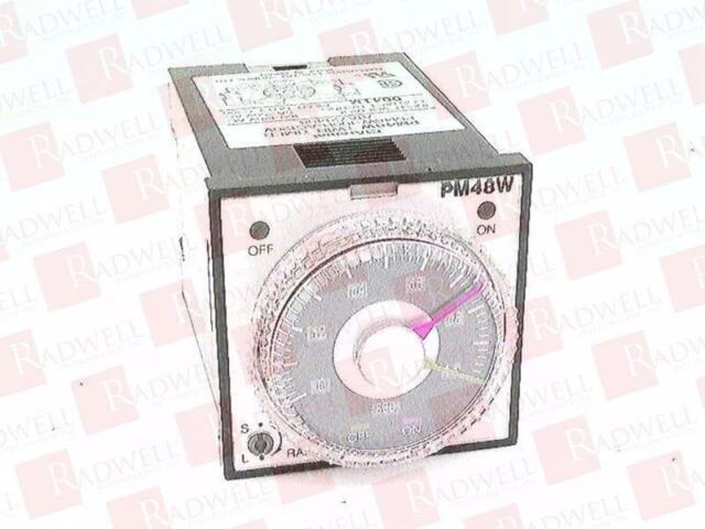 MATSUSHITA ELECTRIC PM48W-100H-AC120 / PM48W100HAC120 (NEW ...