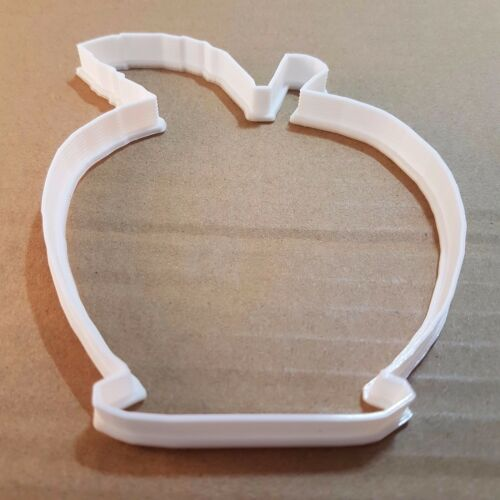 Apple Fruit Shape Cookie Cutter Biscuit Pastry Fondant Sharp Food Plant FD01