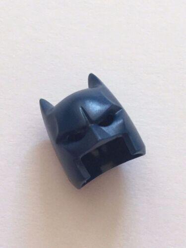 Cowl Mask Lego Batman Blue Type 3 open chin Helmet