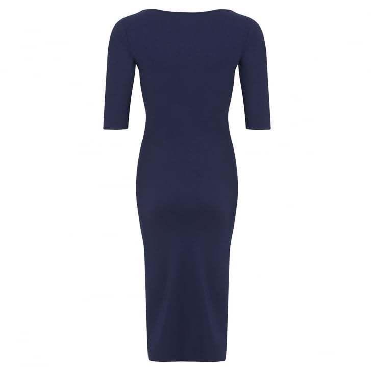 Hope Fashion Foundation Bardot Bardot Bardot Dress bluee Size Dual Curvy Regular DH083 JJ 05 982895