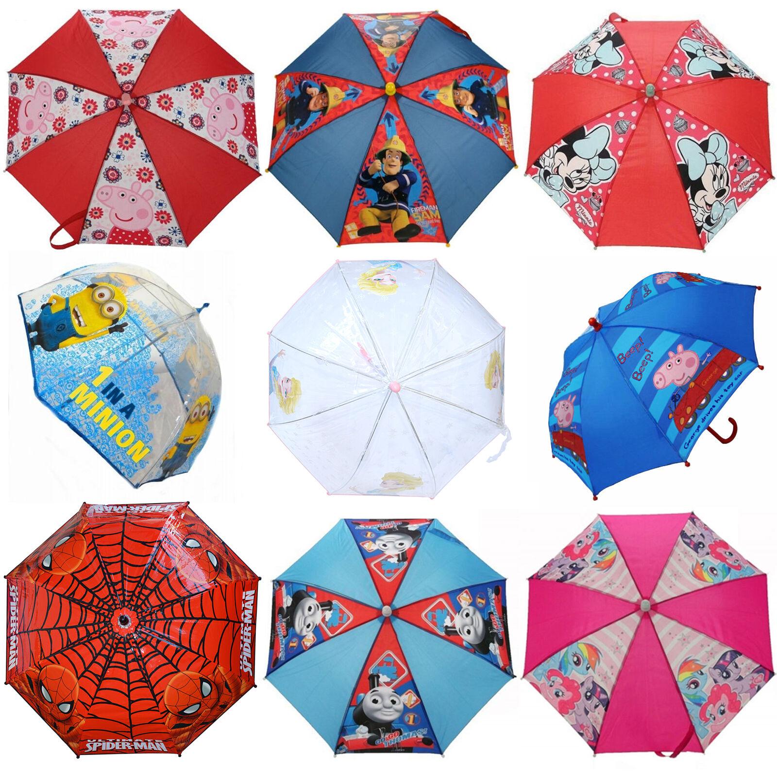 Minions Movie /'Friends/' School Rain Brolly Umbrella Brand New Gift