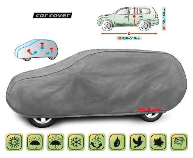 Cotton Lined Heavy Duty VOLVO V90 ALL MODELS Fully Waterproof Car Covers