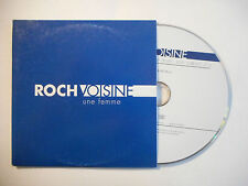 ROCH VOISINE : UNE FEMME ( PARLE AVEC SON COEUR ) ♦ CD SINGLE PORT GRATUIT ♦