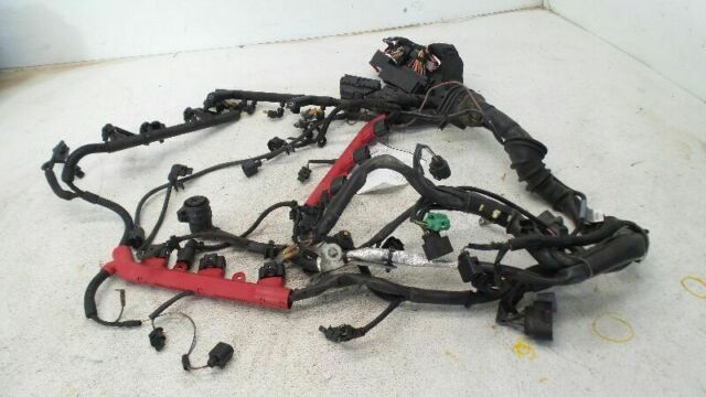 2009 Audi A5 Engine Wiring Harness Oem 8k1971072at