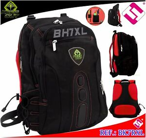 MOCHILA-GAMING-KEEP-OUT-17-NYLON-JUGADORES-PROFESIONALES-PORTATIL-TABLET-EBOOK