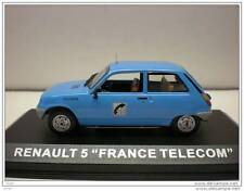 RARE FRENCH CAR RENAULT 5 FRANCE TELECOM IN BOX