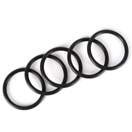4x Rubber O-Ring Fastener Kit High Strength Bumper Quick Release Replacement RS