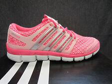 NWB adidas/ CC Crazy Blanco/ plata de/ NWB rosa Zapatillas para correr Tamaño de las mujeres 692b752 - rspr.host